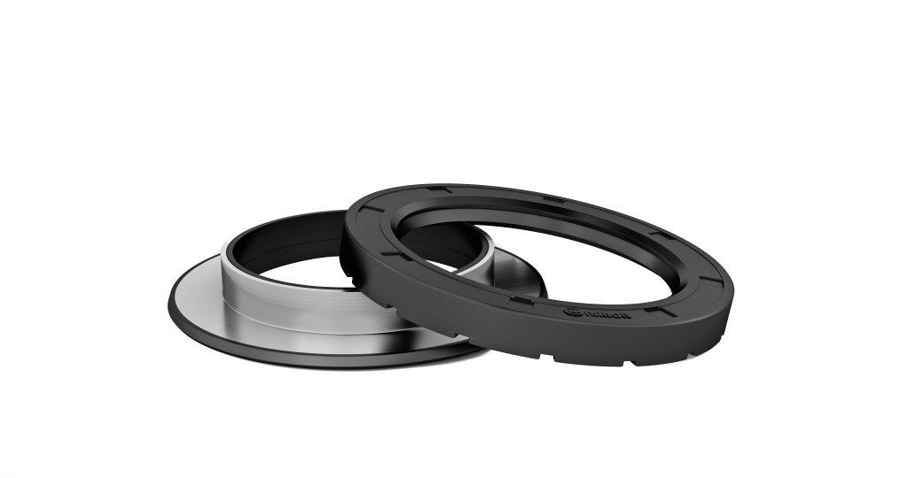 Nabor uszczelka elastomer gumowo-metalowa